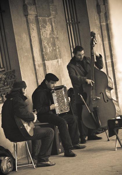 Musicians photo