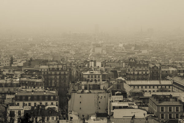 Parisinwinter photo