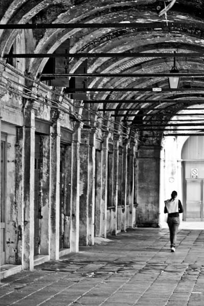 archesinvenice  -  black and white photography for sale