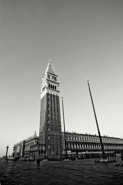 campanileatstmarks  -  black and white photography for sale