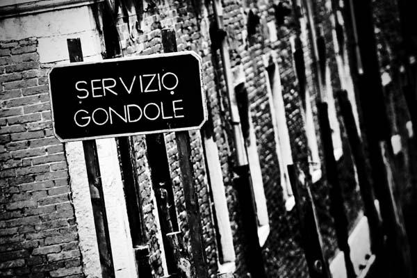 gondole print for sale