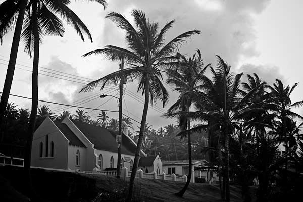 churchonthecoast black and white photography