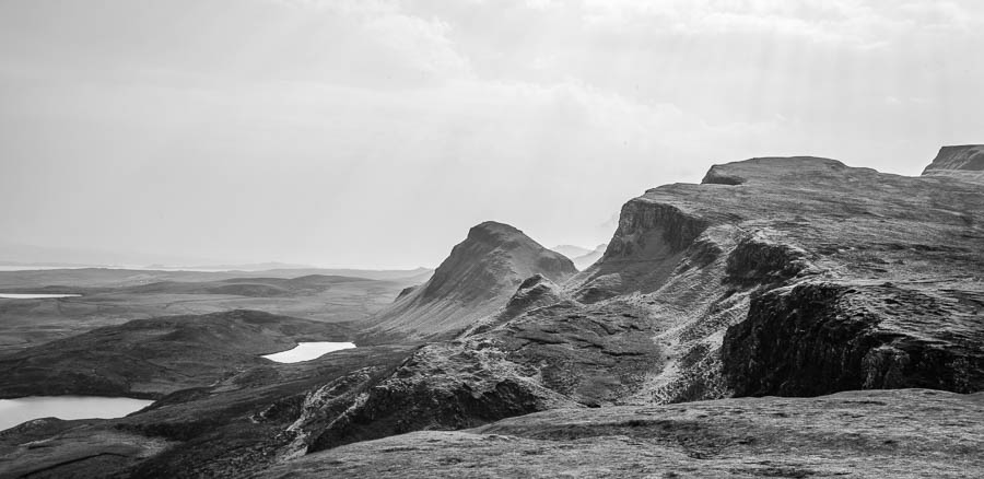 vistaquiraing black and white photography