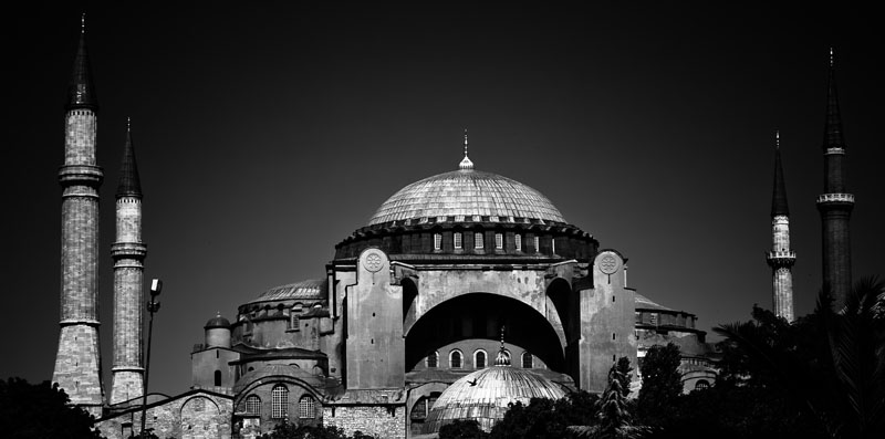 haghia  -  black and white photography for sale