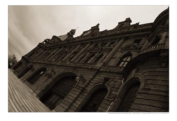 haydarpasa  -  black and white photography for sale