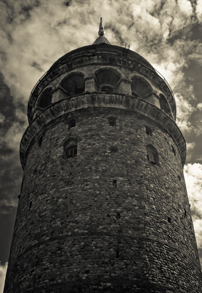 thetower  -  black and white photography for sale