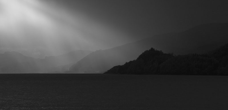 lightontheloch black and white photography