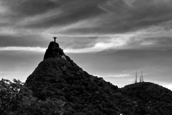 atopcorcovado print for sale