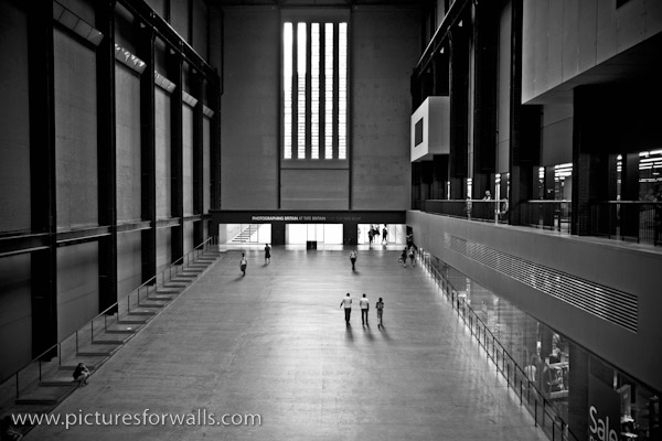 tate3 black and white photography