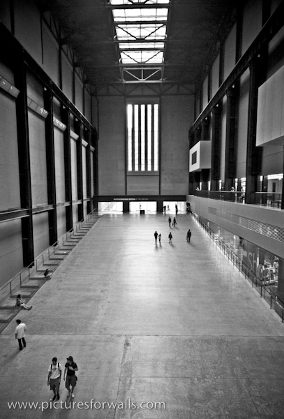 tate5 black and white photography