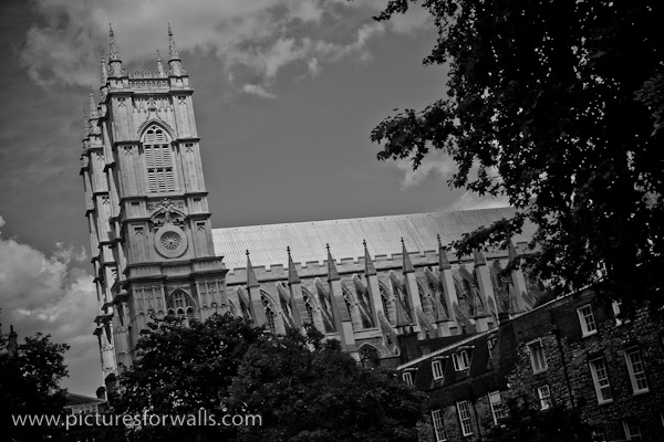 westminster black and white photography