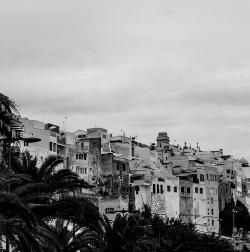 citywallsofmahon  -  black and white photography for sale