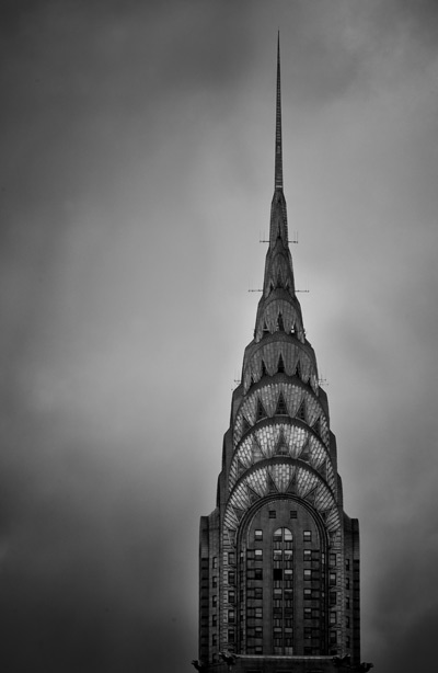 chryslerbuilding print for sale