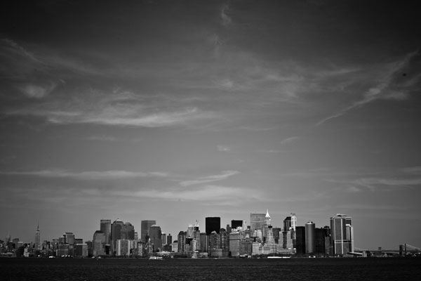 manhattanvista print for sale