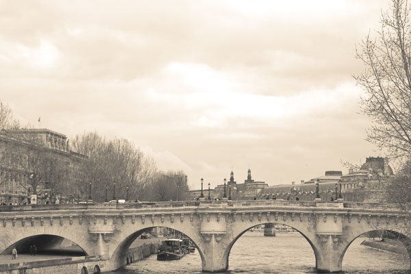 pontneuf print for sale