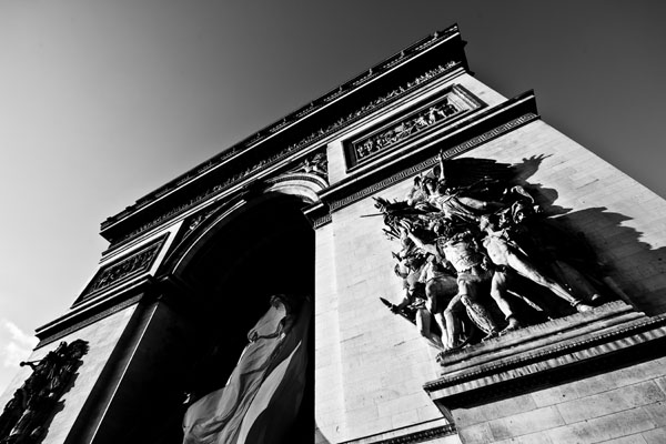 triomphe print for sale