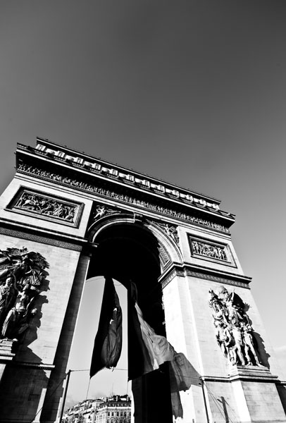 triomphe3 print for sale