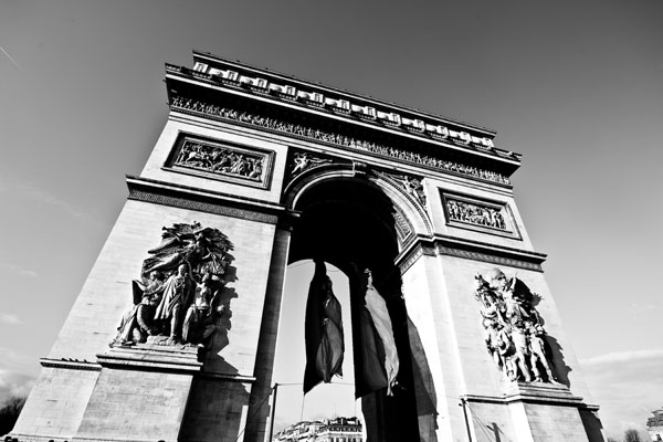 triomphe4 print for sale