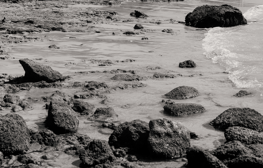 stoneybeach  -  black and white photography for sale