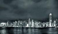 cityofhkbw2 - print for sale