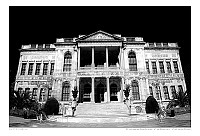 dolmabahce - print for sale