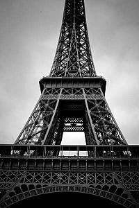 eiffeltowerparis2 - print for sale