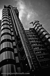 lloyds3 - print for sale