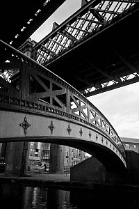 castlefieldbridges - print for sale