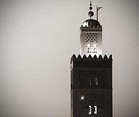 koutoubia - print for sale