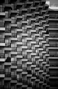 abstracthighrise - print for sale
