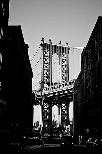 manhattanbridge - print for sale