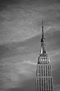 tallbuilding - Black and White