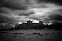 bamburghcastle - print for sale