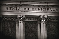 theatrodetail - Black and White