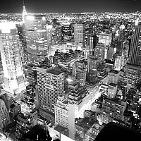 amillionlights - black and white photography for sale