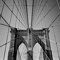 atbrooklyn - black and white photography for sale