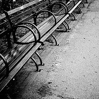 benchesincentral - black and white photography for sale