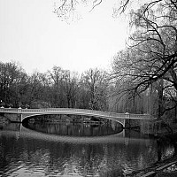 bowbridge - black and white photography for sale