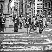 busystreets - black and white photography for sale
