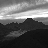 apliapuane - Mountains of Northern Tuscany -  print for sale