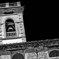 belltower - Bell tower in Tuscany -  print for sale