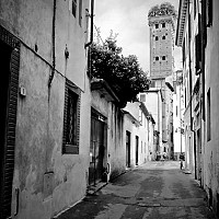 exploringstreets - Lucca and Tuscany -  print for sale