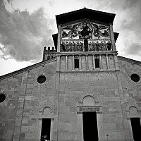 oldchurchinlucca - Lucca -  print for sale