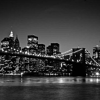 brooklynarches - black and white photography for sale