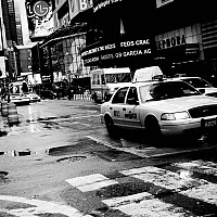 busytimessquare - black and white photography for sale