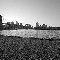 eastriver - black and white photography for sale