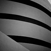 guggenheimcurves - black and white photography for sale