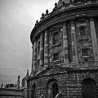 oxford - black and white photography for sale