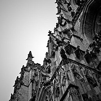 theminster - black and white photography for sale