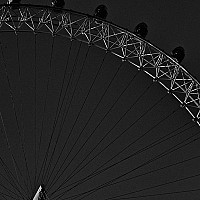 thewheel - black and white photography for sale